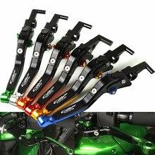 цена на CNC Motorcycle Adjustable Folding Extendable Brake Clutch Levers Motorbike Accessories For Honda CBF1000/A CBF 1000 2010-2013