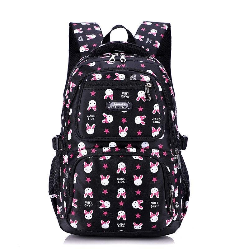 Водонепроницаемые школьные рюкзаки для девочек детей, школьные сумки, рюкзак Mochila Escolar дети мультфильм рюкзаки ранцы дети сумка