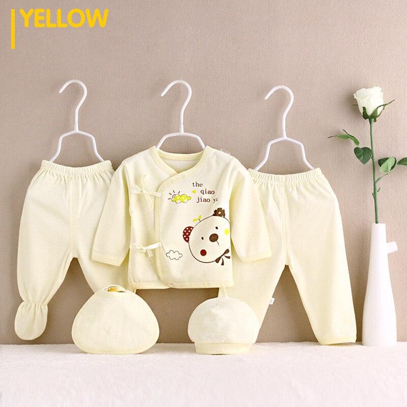 5 PCS / set 0-3M nou-născuți Baby îmbrăcăminte set de Brand Boys - Haine bebeluși