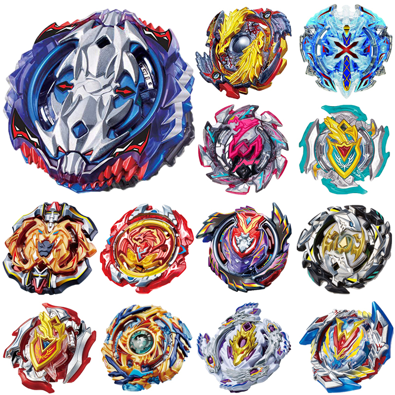 Beyblade BURST Bey Blade Metal Fusion 4D Bayblade Spinning Top Without Launcher And Box Gift Blade Blades Toys For Children  #A цены