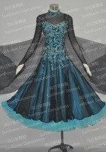 платье танцев, Бальное стандартное