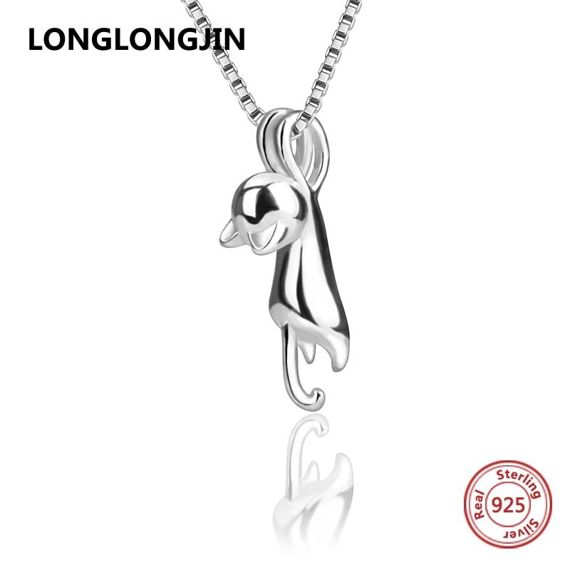 Նոր 925 ստերլինգ արծաթյա սիրուն - Նուրբ զարդեր - Լուսանկար 2