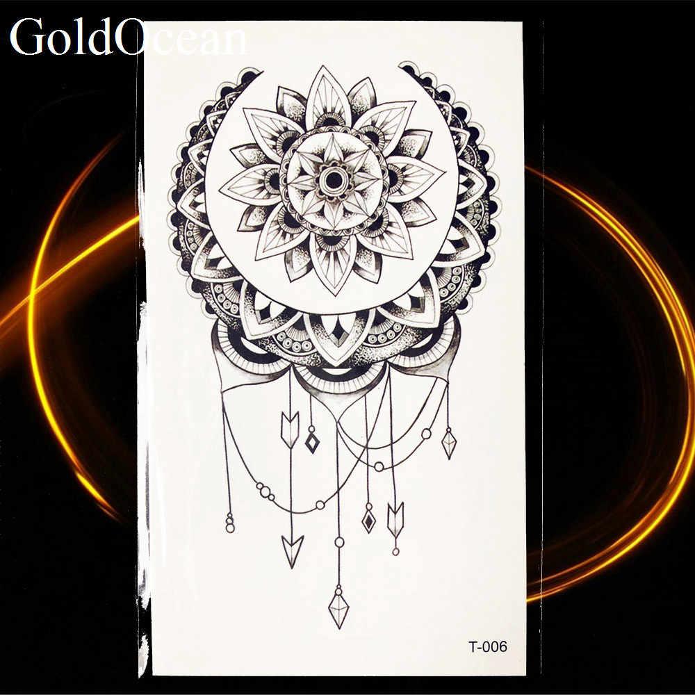 Detalle Comentarios Preguntas Sobre Pequeño Henna Mandala Flor