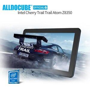 Image 4 - ALLDOCUBE iWork10 Pro Windows Tablet 10.1 inç 4GB RAM 64GB ROM Atom Windows 10 Android 5.1 dört çekirdekli HDMI çift Sys