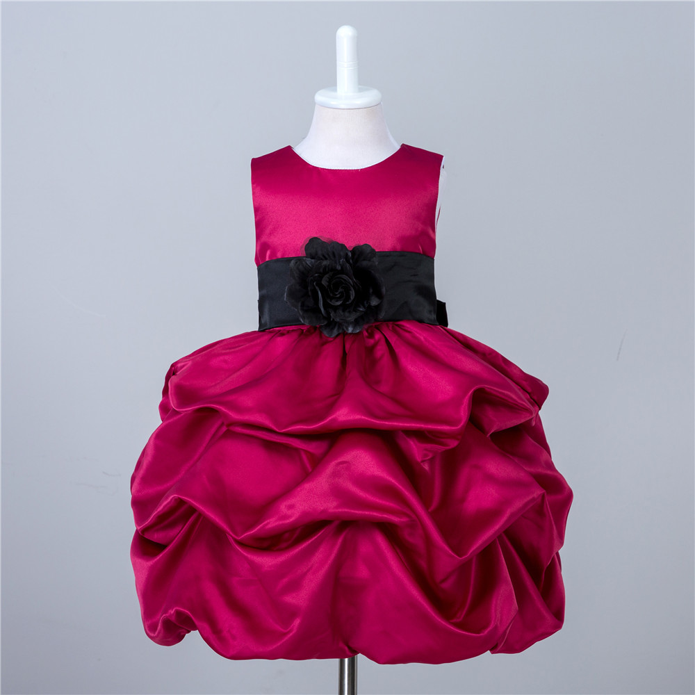 Fashion children party dresses for 8 year old girls white for Dresses for 10 year olds for a wedding