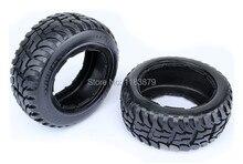 Trasera Knobby juego de neumáticos para Baja 5 T 5SC 2 unid 95163