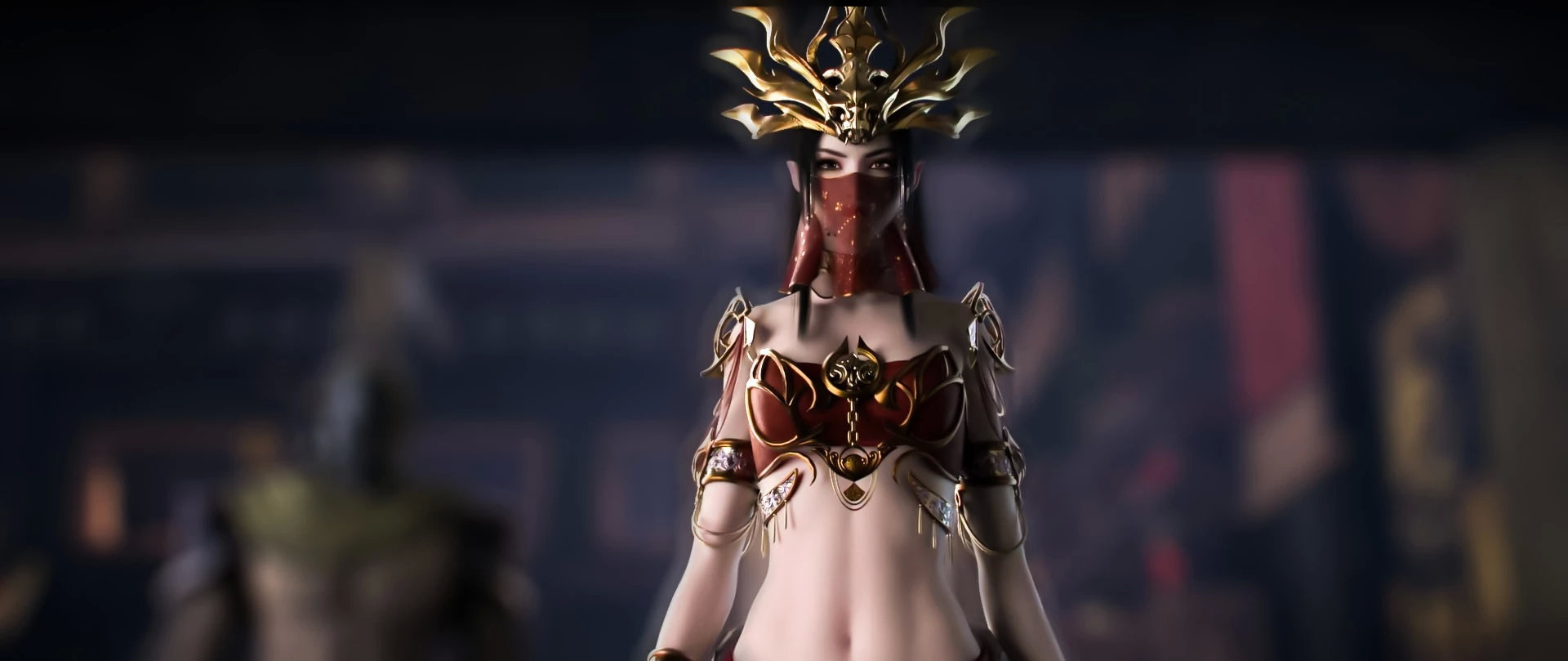 美杜莎女王3