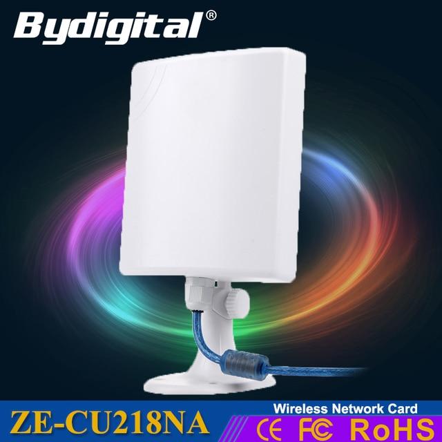 Hot venda 150 Mbps Ralink wi fi de alto ganho antena painel ao ar livre usb wi fi 3 g 4 g placa de rede sem fio