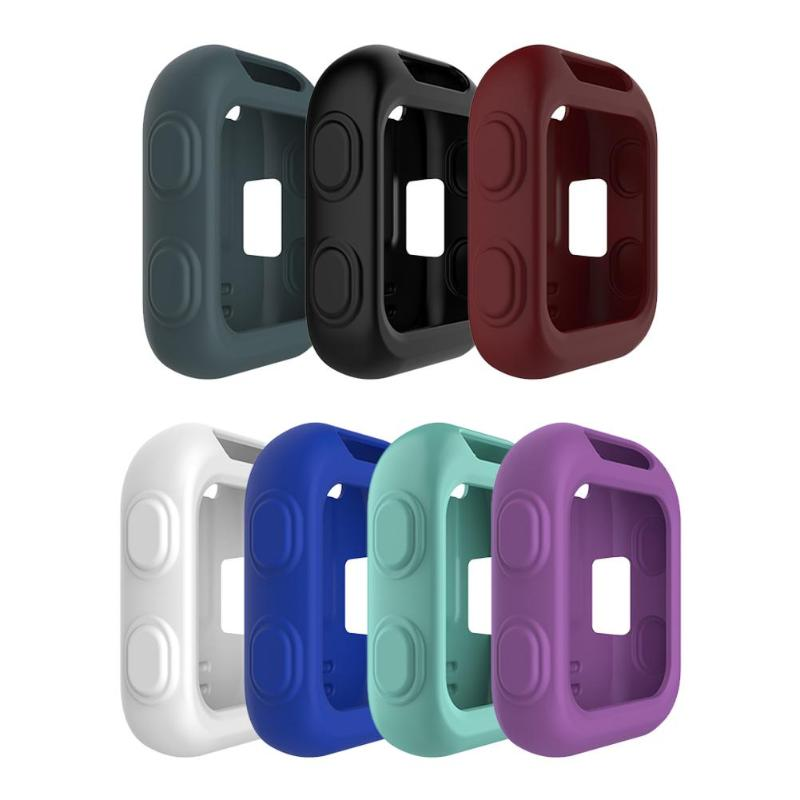 Silicone Protective case for Approach <font><b>G10</b></font> Smart <font><b>Watch</b></font> Case Cover Frame Shell for Garmin Approach <font><b>G10</b></font> Golf GPS image