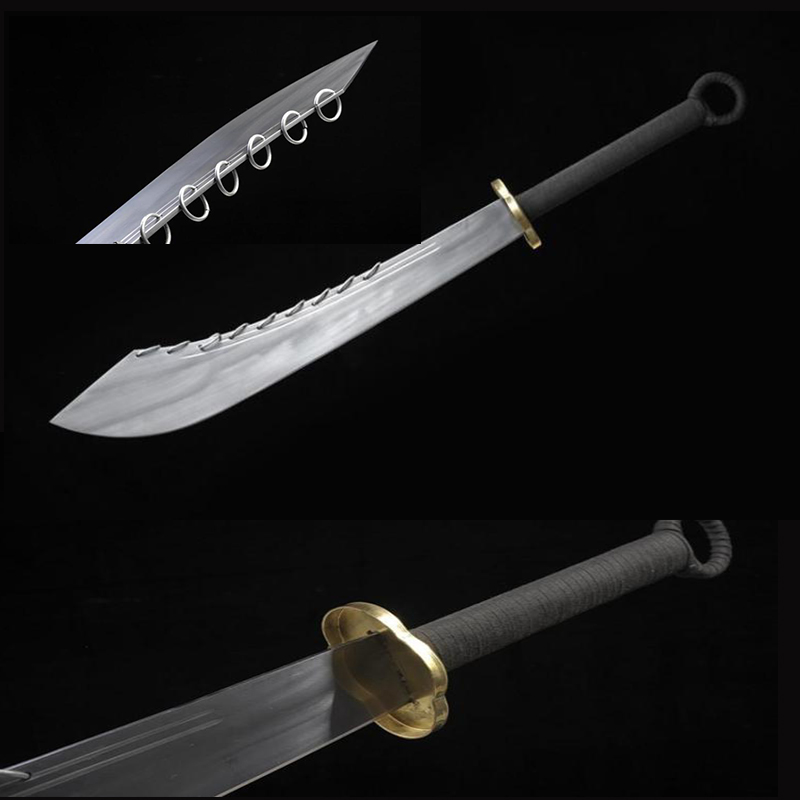 Ancient Chinese Ring Weapons
