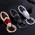 JOBON Stainless Steel Fashion Keychain Llaveros Chaveiro Key Chain Keychain Keyring Key Ring For Nissan Key Holder 4S Gift