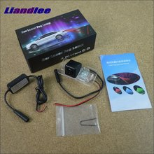 цена на Liandlee For BMW 1 E82 E88 Car Laser Light Prevent Rear-end Collision Warning Laser Light Haze Rain Fog Snow Lights