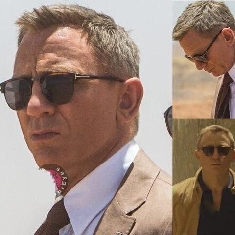 2018 James Bond Sunglasses Men Brand Designer Sun Glasses Women Super Star Celebrity Driving Sunglasses Tom for Men Eyeglasses Pakistan