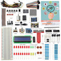 SunFounder DIY Super Kit for Raspberry Pi 3 Model B+ 3B 2B+ B+ A+ Zero With GPIO Extension Board Jump Wire(Pi not included)