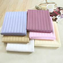 Cotton Massage Table Cloth Bed Cover Sheet Beauty Salon Spa Bed Cover Sheet with Face Hole Pure Color(China)