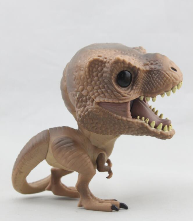Funko POP Secondhand Imperfect Jurassic World - Tyrannosaurus Rex Dinosaur Action Figure Collectible Model Toy Cheap No box