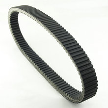 Motorcycle Strap DRIVE BELT TRANSFER CLUTCH FOR Ski-Doo MXZ REV X 800 X-RS HO Power TEK V-BELT