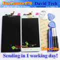 "High Quality New Touch Screen Digitizer + LCD Display Replacement For Lenovo P70 P70-T P70T Cell Phone 5.0"" 1280*720 Black White"