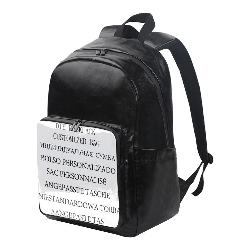 Sac à dos étanche femmes 2019 étudiants sac d'école sacs à dos personnalisés sacs de voyage multifonctions Mochila sac à dos personnalisé