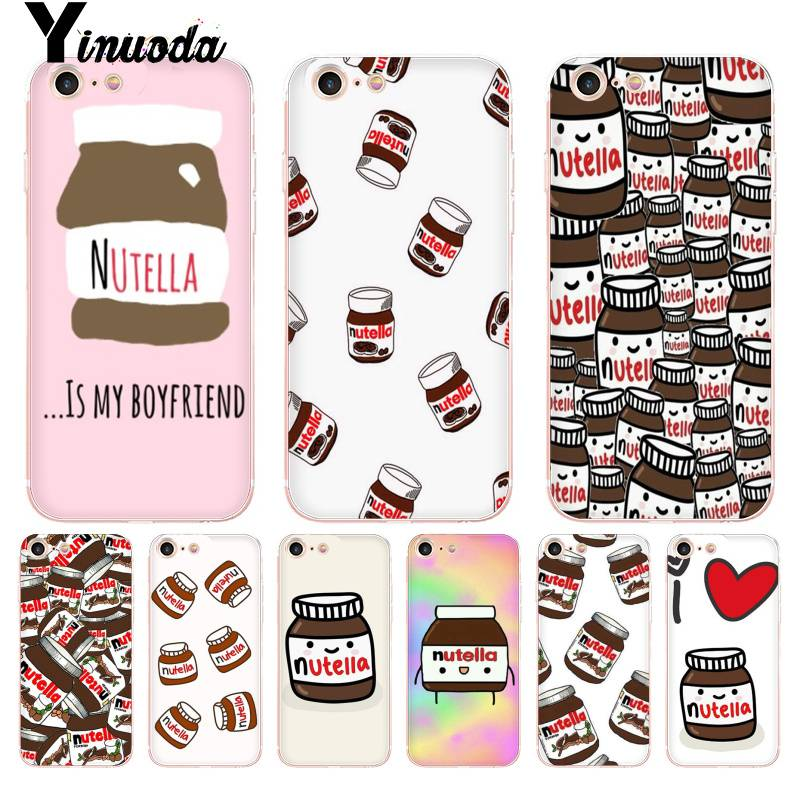 Top 10 Largest Nutella Case Soft List And Get Free Shipping