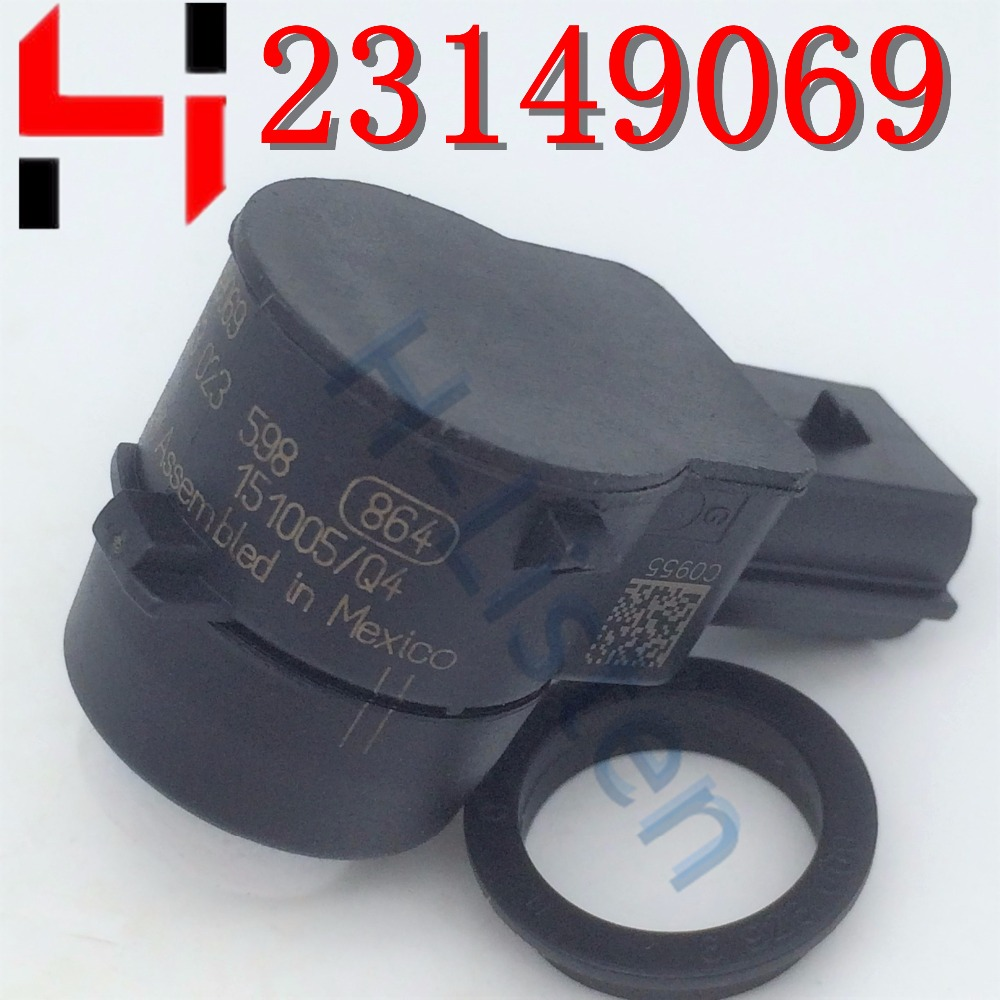 1ps)original Parking Distance Control PDC Sensor For G M Chevrolet Cruze Aveo Orlando Opel Astra J Insignia 23149069 0263023598
