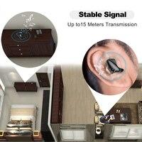 """ממ עבור Bluetooth 5.0 אוזניות אלחוטיות אוזניות סטריאו עבור טלפון True Wireless Mini אוזניות HIFI 6 מ""""מ דינמי יחיד עם טעינת תיבה (5)"""
