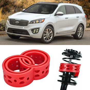 2pcs Size B Front Shock Suspension Cushion Buffer Spring Bumper For KIA SORENTO