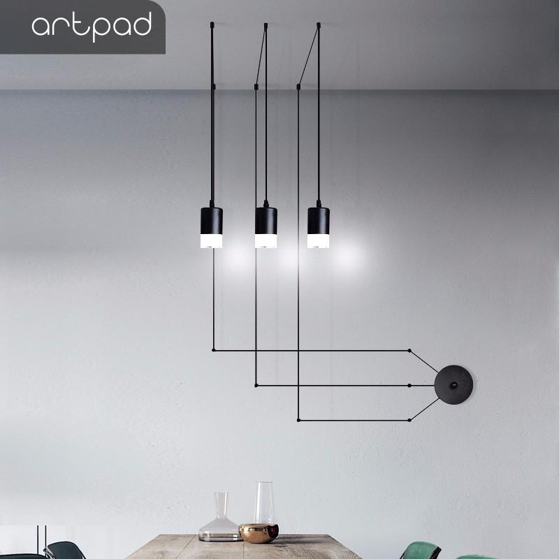 Modern Simple Design Diy Long Cable Pendant Suspension