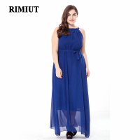 Big Size 6XL 2017 Fat MM Woman Summer Dress Elegant Loose Dresses Plus Size Women Clothing