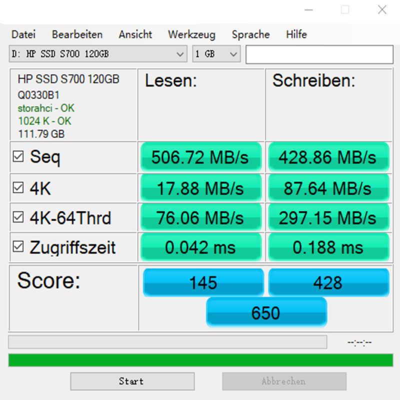 Originale HP SSD 120GGB 250 GB 500 GB 1 TB S700 Solid State Drive PC Del Computer Portatile di Immagazzinaggio 3D NAND Flash sata3 SSD Interno Dropshipping