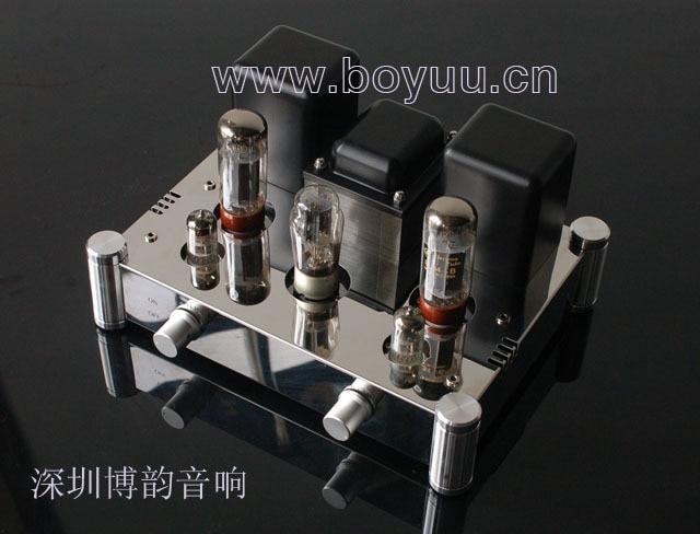 Трубный усилитель Reisong Boyuu A10 EL34, HIFI EXQUIS, Одноконтурный ламповый усилитель класса A BYA10H