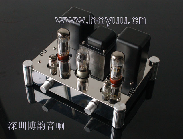 Reisong Boyuu A10 EL34 Tube Amplifier  HIFI EXQUIS Single Ended Class A Lamp Amp BYA10H