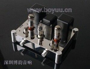Reisong boyuu a10 el34 amplificador de tubo de alta fidelidade exquis single-ended classe a lâmpada amp bya10h