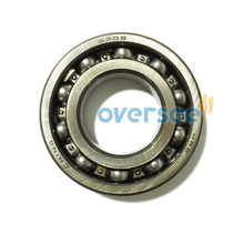 OVERSEE 93306 208U0 00 Ball Bearing Parts for Yamaha Reverse Gear Bearing 115HP 150HP Outboard Engine