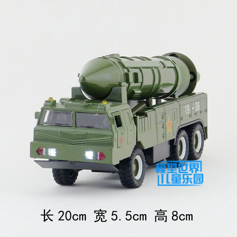 132 High simulation Intercontinental  : 1 32 High simulation Intercontinental Missile toys military models Dongfeng DF 31 rocket launchers pull back from sites.google.com size 800 x 800 jpeg 63kB