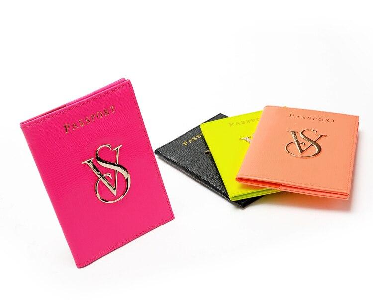 10pcs Fashion New Passport Holder Documents Bag Travel Passport Cover Card