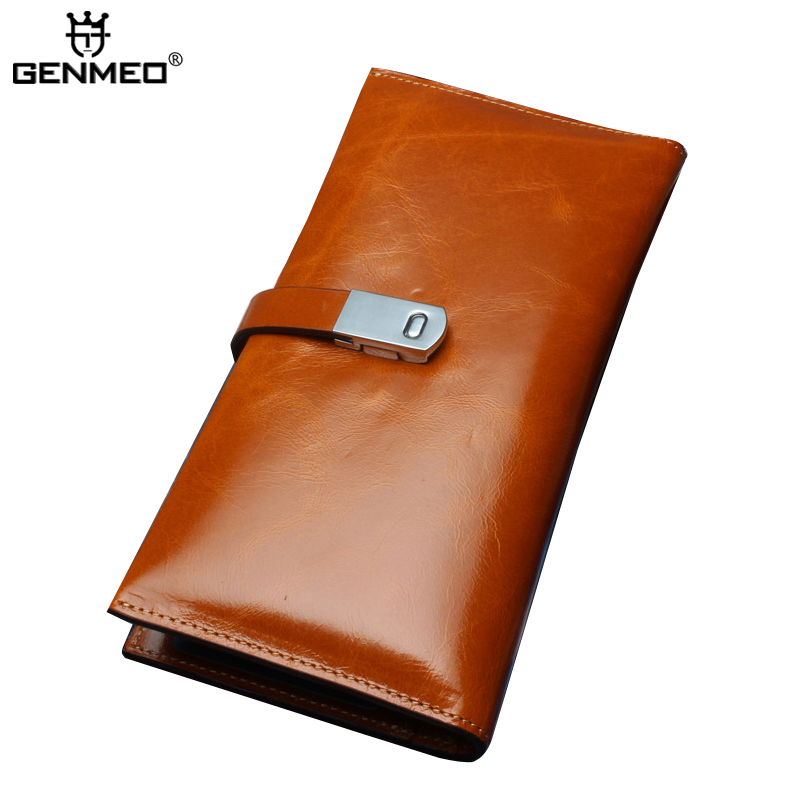 New Arrival Sexy Lady Genuine Leather Wallets Women Cow Leather Handbag Women Coin Purse Credit Card Holder Cluthes Money Bag men retro simple business black leather coin bag women pocket money bag holder credit card package thin cow leather coin bag