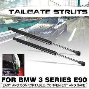 1 Pair Tailgate Boot Trunk Liftgate Lift Supports Gas Springs Hood Lift Struts For B M W 3 Series E90