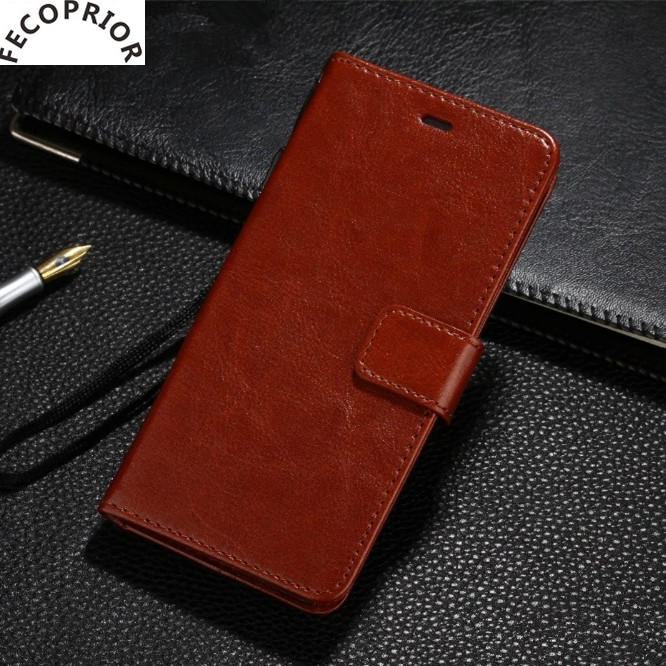 Fecoprior M5Note For MEIZU M5 Note 5.5 inch Case Back Cover Stand Leather Filp Wallet Card Hold Capa Coque Fundas Celulars