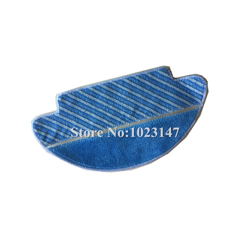 1 piece Robot Vacuum Cleaner Mop Cloth for jisiwei i3 Robotic Vacuum Cleaner 12pcs lot high quality robot vacuum cleaner wet mop hobot168 188 window clean mop cloth weeper vacuum cleaner parts
