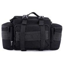 Фото мульти-функциональная камера холст тактическая Сумка Поясная Сумка Рюкзак мягкий пакет на одно плечо чехол для Canon Nikon sony DSLR