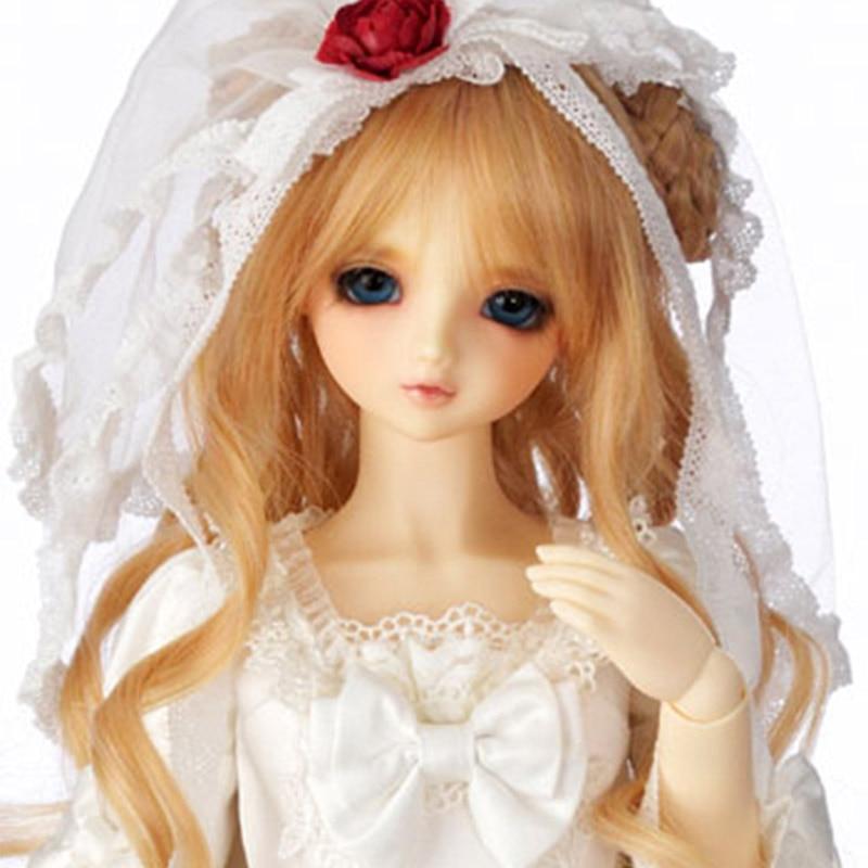 OUENEIFS bjd sd dolls Volks Charlotte 1/3 model reborn girls boys eyes High Quality toys makeup shop resin