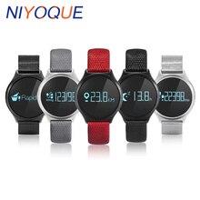 Niyoque M7 Bluetooth Smart Band спортивный смарт-браслет Приборы для измерения артериального давления смарт-браслет сердечного ритма сна Мониторы Фитнес трекер