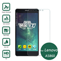 For Lenovo A5860 Tempered glass Screen Protector 9h 2.5 Safety Protective Film on A5500 A5890 A5600 A 5500 5600 5860 5890