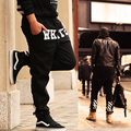 TOPS Free shipping brand plus size 4xl 6xl XXXL 5XL hip hop hiphop fashion pants sweats hip-hop sweatpants harem dance loose