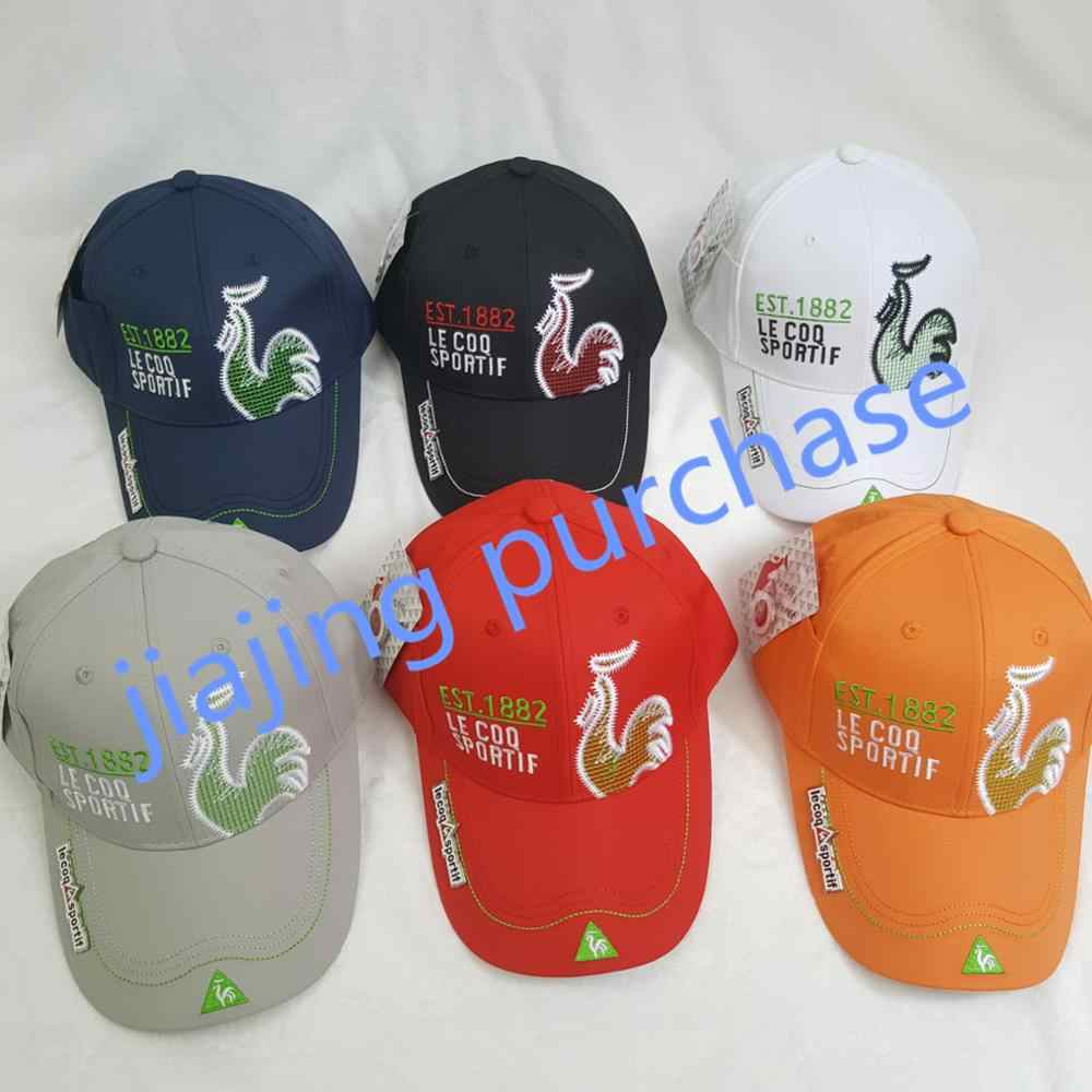 3116c75308 New sportif golf cap baseball cap outdoor sun hat new 6-color sports  breathable golf