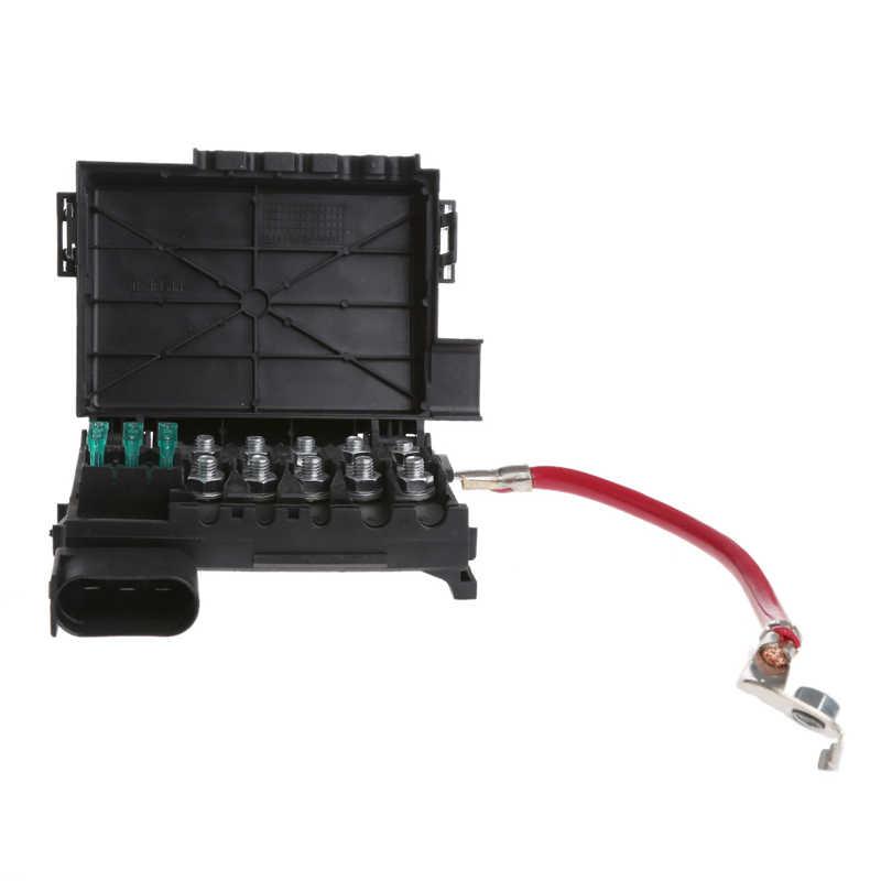 useful fuse box battery terminal for vw beetle golf bora jetta city  1j0937550a