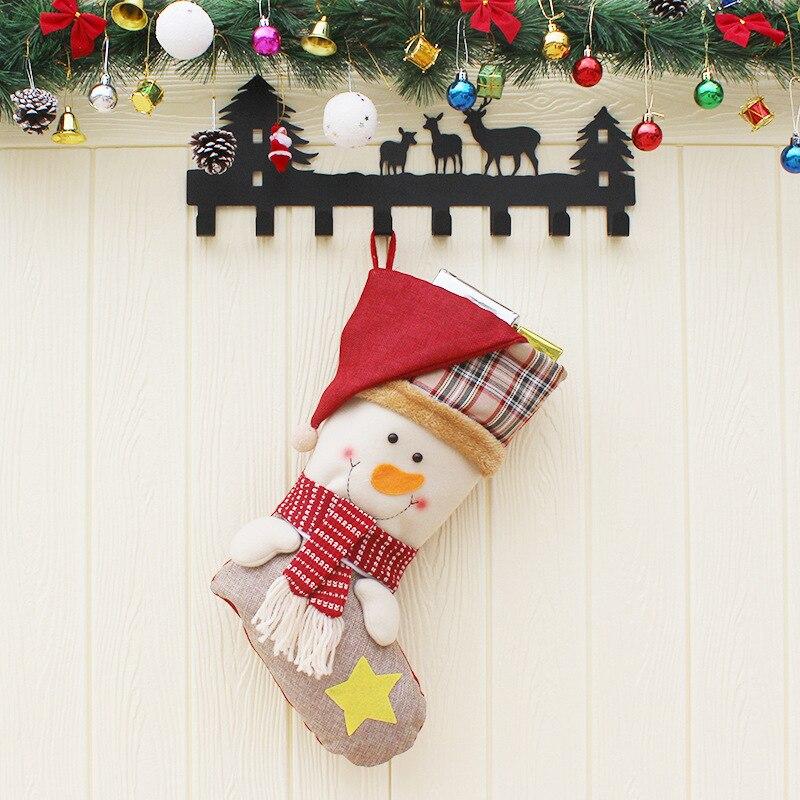Top Verkauf Kinder Weihnachten Dekoration Süßigkeitstasche ...
