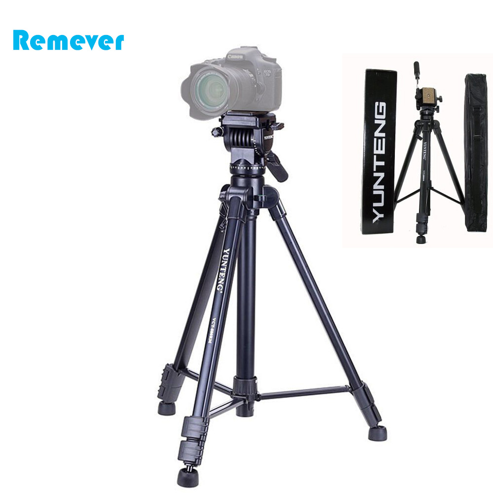 Newest 880 Professional Tripod Camera Portable Tripod with Ball Head Gimbal Camera Stand mount for Nikon/Canon/Sony/DSLR/SLR original weifeng wf 6662a ball head camera tripod with carrying bag for canon nikon dslr slr