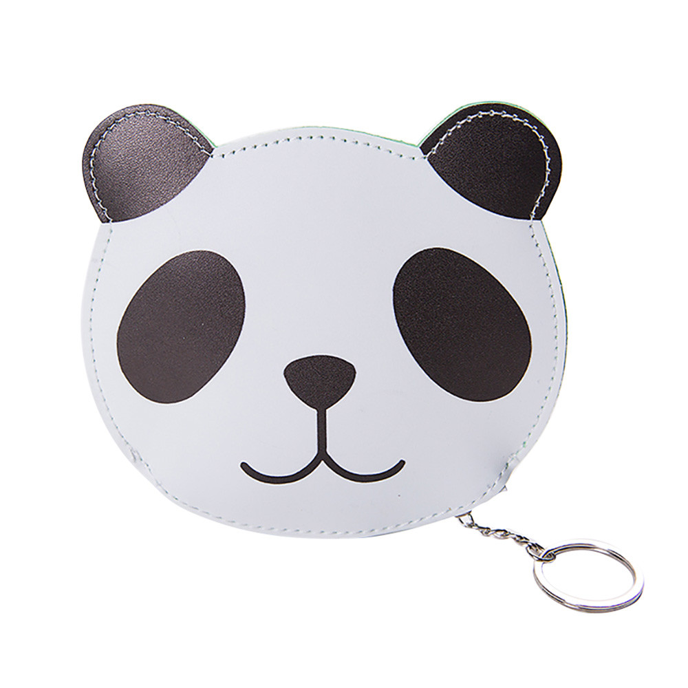 2018 Small Purse Coin Pouch Cute Wallet Women Girls Cute Fashion Snacks Coin Purse Wallet Bag Change Pouch Key Holder